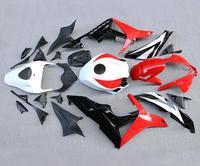 High quality plastic fairings for Honda CBR600RR 2007 2008 injection mold fairings set 07 08 CBR 600 RR