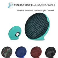 New Ergonomic design high quality speaker Mini Fast charging Desktop Bluetooth Speaker FM Fuctio TF Card & U Disk for samrtphone