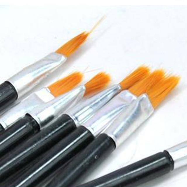 10 Pcs/Set New Style Double Eye Shadow Brush Drop 3