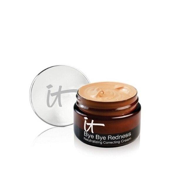 Concealer Cream Makeup It Cosmetics Full Coverage Redness Neutralizing Correcting Foundation Cream Transforming Neutral Beige 2