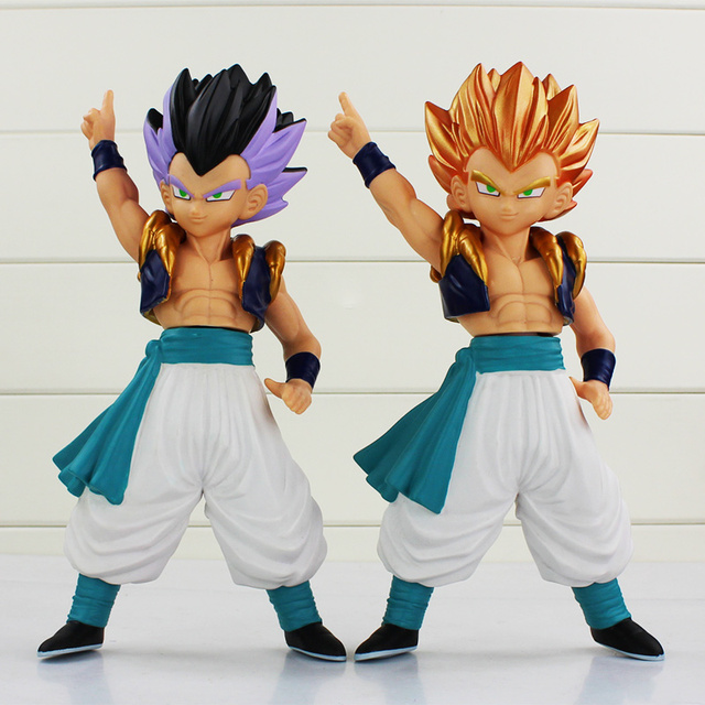 "9""23CM Dragon Ball Z Super Saiyan Gotenks"