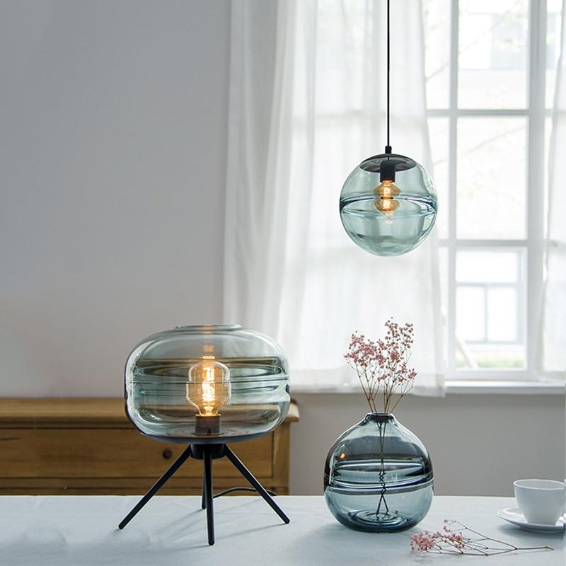 Water Effect Pendant Light