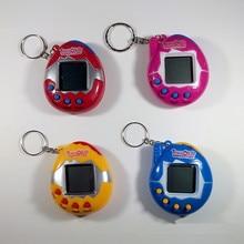 Dropshipping Multi colors Tamagotchis Electronic Pets font b Toys b font 90S Nostalgic 49 Pets in