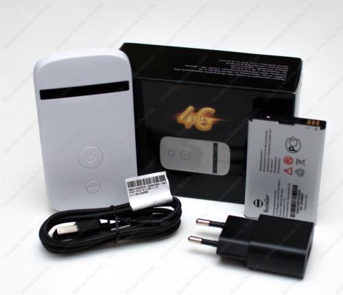 New ZTE MF90+ 100Mbps LTE 4G 3G 2G Pocket Hotspot Mobile WiFi Router Unlocked