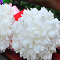 Rose Bridal Bouquets for Party Decoration Artificial Silk Flower Bride Artificial Hands Holding Wedding Flowers wedding bouquet