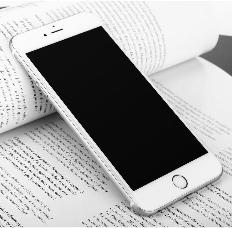 Vidrio templado de protección de pantalla completa para Apple iPhone - Accesorios y repuestos para celulares - foto 5