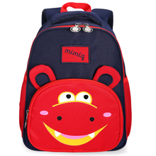 Litthing Cute Children School Bag Cartoon Mini Plush Backpack For Kindergarten Boys Girls Kids Gift Student Lovely Schoolbag baby lovely cartoon character school bag kids yellow bee design plush backpack kindergarten boys girls mini cute bags toys