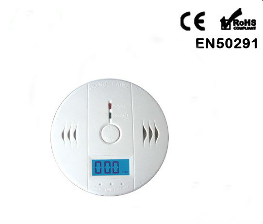 Independent CO Carbon Monoxide Sensors&Alarm Security Protection LCD CO Sensor Warning Alarm 85db CO Carbon Poisoning Detector