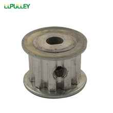 LUPULLEY 1 шт. XL шкив 10T зуб D Тип внутренний диаметр 5x4,5 мм 6x5 мм ширина 10 мм шкив из алюминиевого сплава