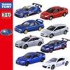 Tomica Subaru Serie BRZ WRX STI 4 포레스터 Revogu Type S Impreza 22B 다카라 토미 스페셜 한정판 다이 캐스트 모델 메탈 컬렉션