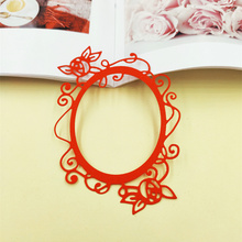 DUOFEN 2019 New Flower Frame metal Cutting Dies Stencils for DIY Scrapbooking  Die Cuts Paper Cards craft dies in cutting