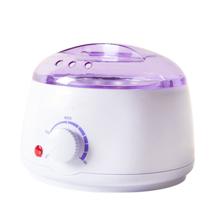 Image 4 - Горячий воск теплее комплект безопасности Постоянная температура безболезненное удаление волос воск нагреватель машина (500cc)+ 100 г Твердые восковые бобы