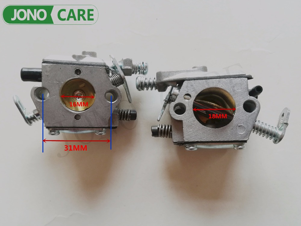 Chainsaw Carburetor carb. fits STIHL 017 018 MS170 MS180 Chain saw Spare Parts(Walbro type) high quality carburetor carb carby for husqvarna partner 350 351 370 371 420 chainsaw poulan spare parts walbro 33 29