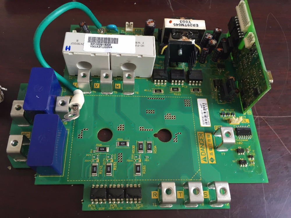 цена на Frequency converter ATV312 series 5.5 kw power board panel driver board ATV312HU55N4Z