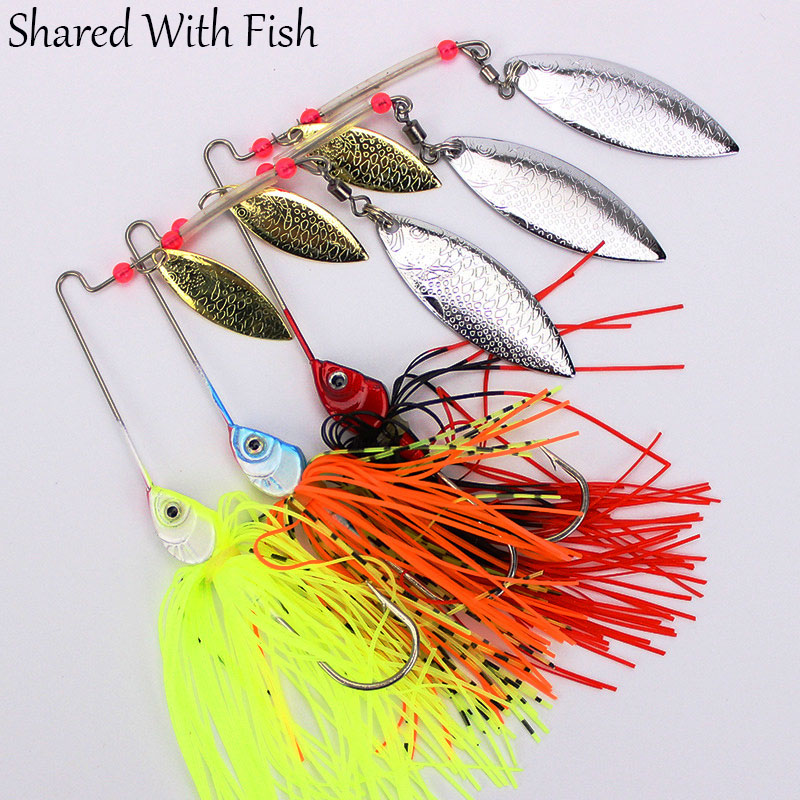 Fishing Lures Spinners Bait Silicone Skirts Jig Lure Crankbait Mix Color Skirts Spoon Fishing Hook Lure Saltwater Fishing Tackle Accessories