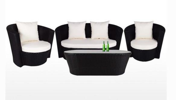 2017 New Design Sofa Furniture Garden Seat Outdoor Plastic Chair