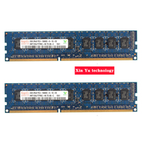 Desktop Memory Lifetime Warranty For Hynix DDR3 2GB 1333MHz PC3 10600U 1333 4G Computer RAM 240PIN
