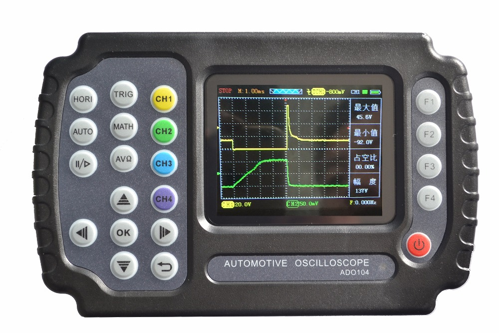 How To Use An Oscilloscope On A Car