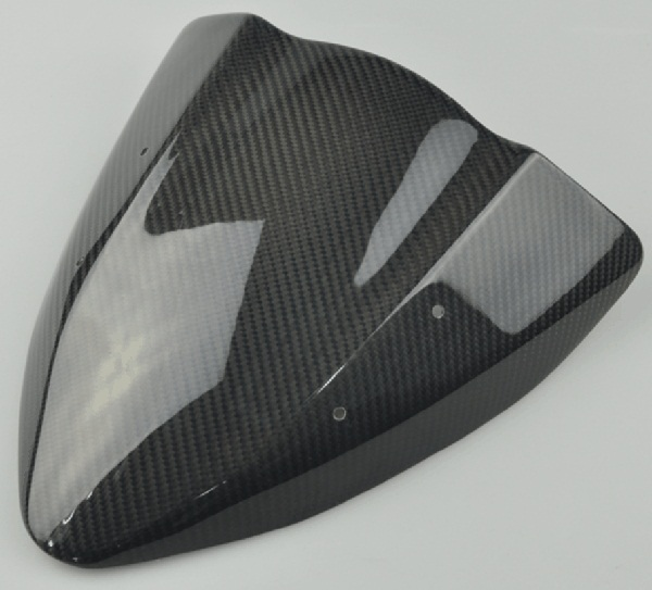 scooter parts Fits For Kawasaki Z1000 2003 2004 2005 2006 Carbon Fiber WINDSHIELD free shipping