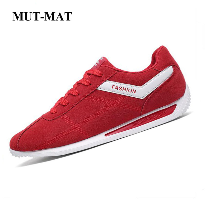New Men Causal Sports Shoes   Suede     Leather   Upper Soft Sole Shoes Fashion Young Man Sneakers Comfortable Size 39 to size 44