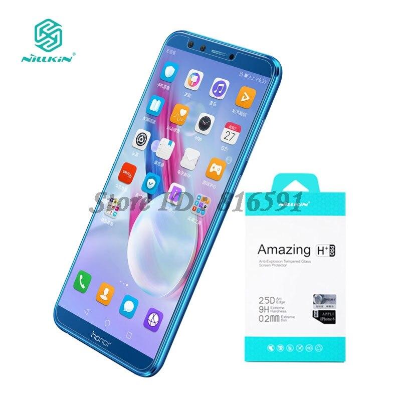 Huawei Honor 9 Lite Trempé Verre Honneur 9 Lite Verre Nillkin Incroyable H + Pro Protecteur D'écran Pour Huawei Honor 9 Lite 5.15''