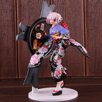 Fate/Grand Order Fate Mash Kyrielight Shielder PVC Action Figure Anime Collectible Model Toy
