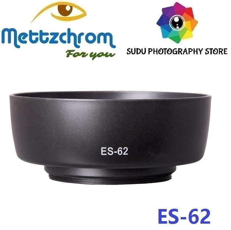 ES-62 Lens Hood cho Canon EOS EF 50mm f/1.8 II ES62 Ống Kính