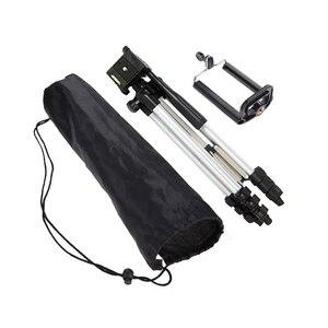 Image 3 - Câmera profissional tripé suporte de montagem + saco para iphone samsung celular para câmera digital tripés