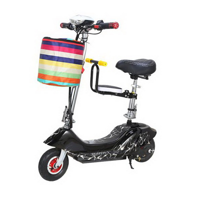 Perfect 261025/Ladies mini folding car bicycle scooter adult student portable two rounds/Scrub pedal 30-50km/h velo electrique 2