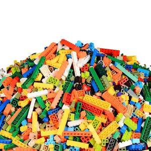 building blocks sets 300pcs 500pcs 1000pcs legoings classic city creator colorful bricks DIY kids educational toys for children