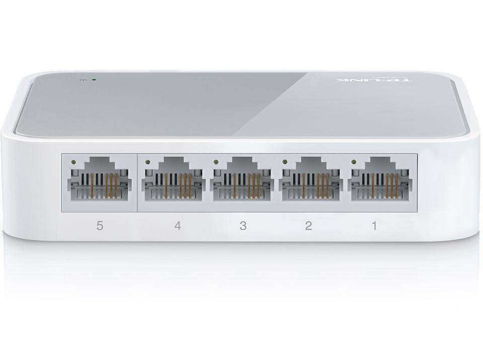 TPLINK 5 Port 10/100Mbps Desktop Switch HUB TP-Link Ethernet switch
