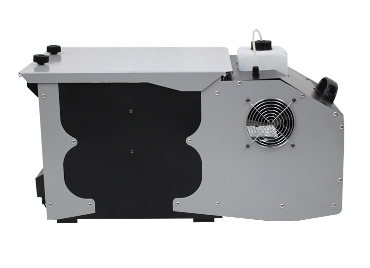 Smoke Machine Gogger Continuous Low Lying Ground Fog Machine Stage Lighting DJ Equipment Wedding Party Dry Ice Effect