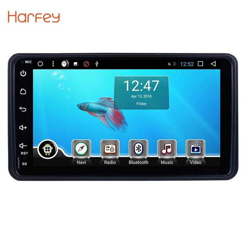 Harfey 7 Android 8.1 8-Core Voiture GPS Navigation Radio Lecteur Multimédia Pour 2006 2007 2008 2009 2010 2011 2012 Suzuki Jimny