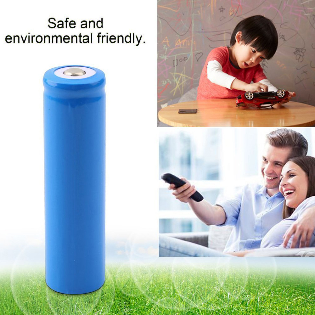 18650 Battery 5000mAh 3 7V Rechargeable Cell For electronic cigarette Rechargeable battery power high discharge in Replacement Batteries from Consumer Electronics