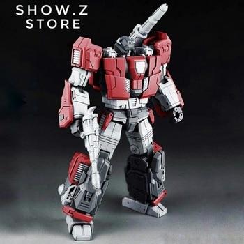 [Show.Z Store] Generation Toy GT-11 GT11 Redbull Sideswipe Transformation Figure