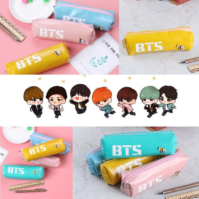 BTS Cute Pencil Case (4 types)