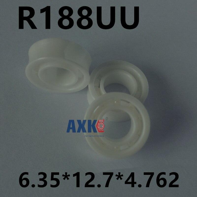 купить R188UU high-quality ceramic bearings R188KK / R188U YOYO ball bearings / U-groove bearings R188 KK R188U по цене 1245.47 рублей