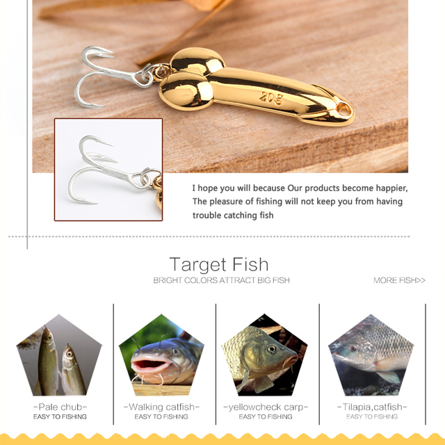 Quality Colorful Fishing Lures Metal Spoon Bait Set