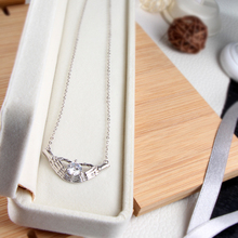 Kemstone Hip Hop AAA CZ Necklace Pendants Skull Non-mainstream Women's Accessories