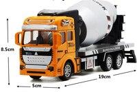 Stop Zabawki Koparka Modele Modelu Zabawki Dla Dzieci Samochód Self-rozładowania Ciężarówka Beton Mxier Elektroniczny