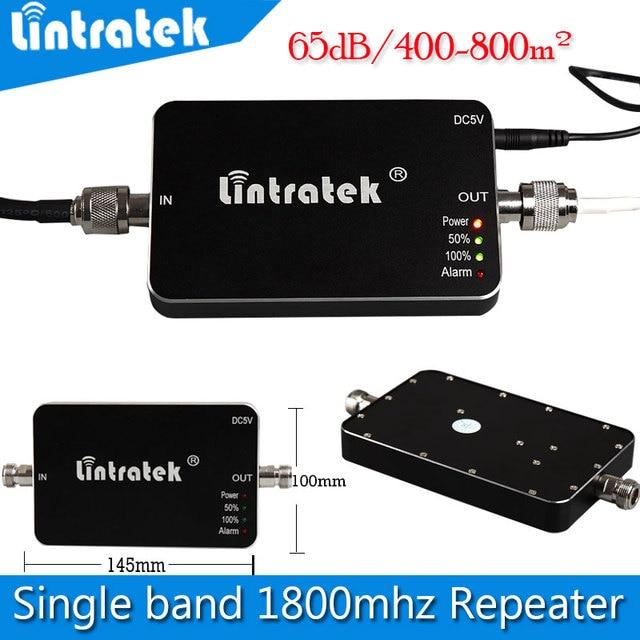 2016 Новый Глобальный Частот DCS 4 Г LTE 1800 мГц мобильный ретранслятор сигнала/усилитель/усилитель для 65dbi 20dBm GSM 4 Г LTE Ускорители