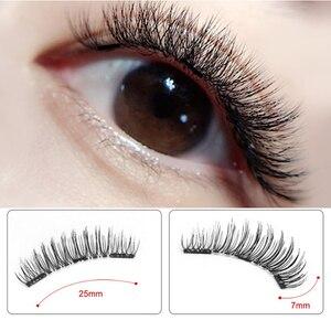 Genailish Eyelashes Magnetic F