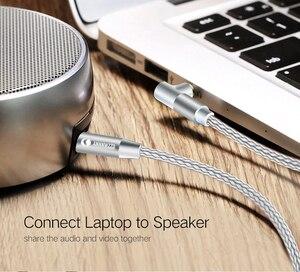 Image 4 - Audio Kabel 3.5 Mm Aux Kabels Vergulde 3.5 Mm Jack Audio Kabel Voor Auto Hoofdtelefoon MP3/4 Telefoon speaker Extra Kabel