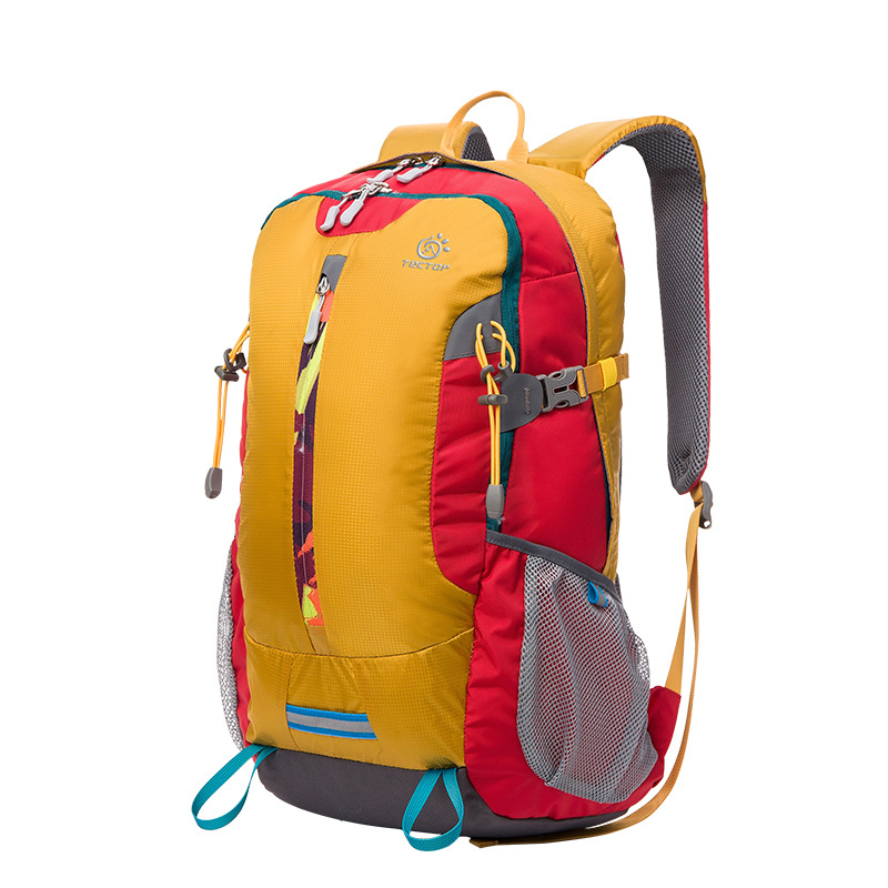 ФОТО 2016 New Brand 30L Outdoor travelling Backpacks Women Men Unisex Double-shoulder Backpacks Climbing Hiking Trekking Sport Bags