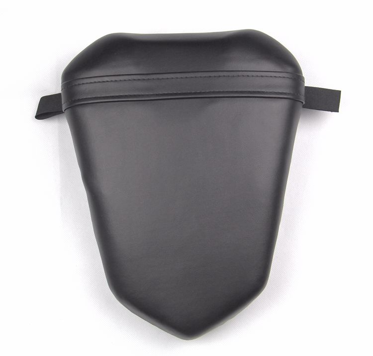 Motorcycle Passenger Rear Seat Cover Cushion Pillion Seat Pad For Yamaha YZF R1 2007 2008 YZFR1 YZF-R1 07 08 image