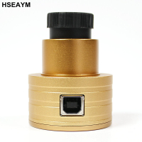 USB Digital Eyepiece 2 0 MP Image Sensor Telescope Camera Lens Electronic Ocular For Photography 1