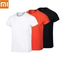Youpin Man Coolmax Sneldrogende Sport T shirt Sneldrogende Korte Mouwen Reflecterende Fitness Running Sweater Voor Mannelijke