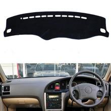 цена на For Hyundai Elantra 2000-2006 Anti-UV Dashboard Dash Mat Pad DashMat Car Styling Sun Shade Instrument Protect Carpet Accessories