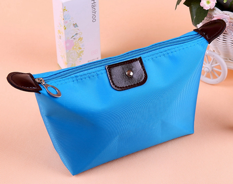 Budalaa New Fashion Women Bags Mini Folding Handbags And Totes For Women Make Up And Organize Makeup Bags Portable Waterproof