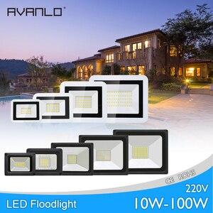 LED Flood Light 100W 50W 30W 2